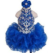 Jenniferwu Infant/toddler/kids/baby/children Girl's Pageant/prom Dress G284-6