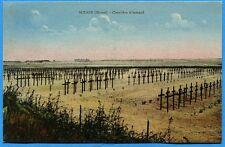 CPA: SOUAIN (Marne) - Cimetière Allemand / Guerre 14-18