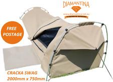 Diamantina Cracka Swag - Heavy Duty Rip Stop Canvas 2000mm x 750mm