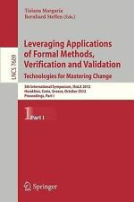 Leveraging Applications of Formal Methods, Verification and Validation: 5th Inte