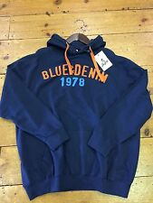 Replika Jeans King Size Hoodie/Blue - 4X