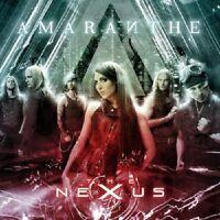 AMARANTHE - THE NEXUS  CD  12 TRACKS HARD & HEAVY / METAL  NEU