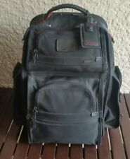 Ultra Rare Limited Edition TUMI Alpha 2 T-Pass Business Brief Backpack Laptop!!