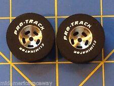 Pro Track Custom TQ 1.01  x .435 Rear Drag Tires #164 from Mid America Raceway