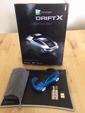 OPTICAL CAR SHAPE MOUSE DRIFTX - BLUE - Nano wireless + mouse pad & carry bag