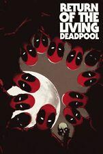 Return of the Living Deadpool Gn Cullen Bunn Jay Shaw Night Dead Walking New Nm