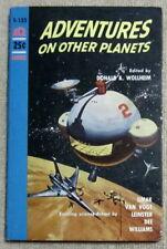 Adventures on Other Planets PB Ace S133 - Clifford D. Simak A. E. Van Vogt