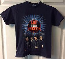 U2 - 360 Degree 2011 Tour With Lenny Kravitz Womens Small T-Shirt