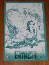 FATHOM #3 ASPEN COMICS COVER C NM (9.4)