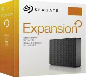 Seagate Expansion Desktop 16TB External Hard Drive HDD - USB 3.0 FAST SHIPPING