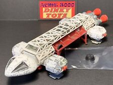 1974 Dinky Toys 360 Gerry Anderson SPACE 1999 EAGLE FREIGHTER - White - F