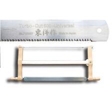 Ersatz Japansägeblatt Turbo Cut 600mm zu ULMIA & Dictum Gestellsäge Spannsäge