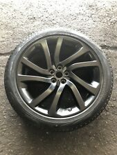 Genuine Land Rover Discovery 5 22 Inch Alloy Wheel And Tyre  285 40 22  2854022