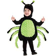 Spider Costume Toddler Baby Kids Halloween Fancy Dress
