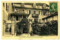 CPA 73 Savoie Aix-les-Bains  Pension Chabert où Lamartine écrivit Le Lac