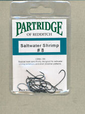 Partridge - CS54 / SS - Saltwater Shrimp - size 08 - qty 15