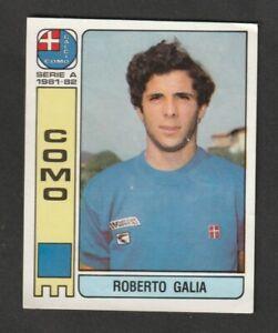 FIGURINA CALCIATORI ALBUM PANINI 1981-82 N.131 COMO GALIA NUOVA