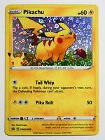 MINT Pokemon 25th Anniversary Promo Pikachu Stamped HOLO SWSH039