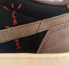 Nike Jordan 1 10.5 Travis Scott Low Dunk Cactus Jack Lot