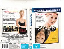 Sliding Doors-1997-Gwyneth Paltrow-Movie-DVD