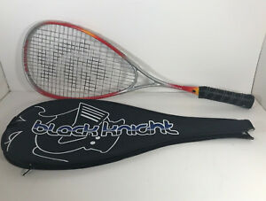 Black Knight Squash Racquet BK-4701 Graph-JR Precision Graphite w/ Case