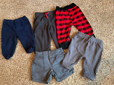 Lot Of Baby Boy Bottom Size 9 Mo 5 Pieces