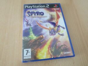 the legend of spyro dawn of the dragon ps2  pal version