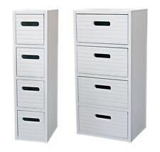 Armoires et placards blancs modernes pour la maison