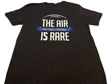 Air Force Falcons Football T Shirt Large
