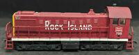 AHM: ROCK ISLAND 799 DUMMY Locomotive HO Scale , VINTAGE