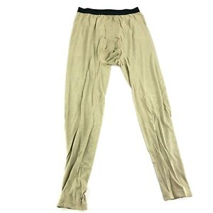 Drifire FR Thermal Bottoms Sand Tan Tactical Flame Resistant Pants, SMALL