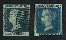 Ckstamps: Great Britain Stamps Collection Scott#4 Victoria Used 1 Crease 1 Tear