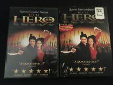 Hero Dvd, 2004. Jet Li