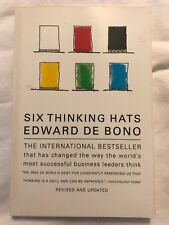 Six Thinking Hats by Edward de Bono for success in business