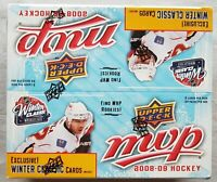 Upper Deck MVP Hockey Winter Classic Box NHL Eishockey 2008-09