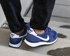 ❤ BNWB & Genuine Nike ® Air Vortex Blue & White Retro Trainers UK Size 9 EU 44