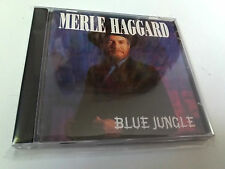 """MERLE HAGGARD """"BLUE JUNGLE «CD 10 TITRES COMME NEUF"""