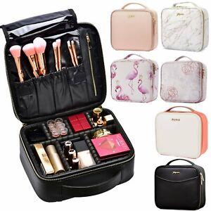 Women Small Make Up Bag Travel Cosmetic Organiser Beauty Storage Box Vanity Case