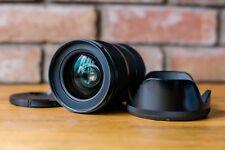 Sigma 24-35mm f/2 Art lens Nikon F mount