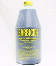 King Research Barbicide Fungicide Germicide Disinfectant 64oz/1.89L