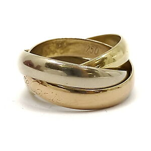 Cartier Ring  Trinity K18 Gold Rose Gold  1811692