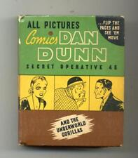 Dan Dunn Secret Operative 48    Big Little Book    1939     Whitman