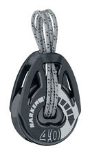 Harken Ratchamatic Carbo Block Pulley, Load-Sensing Ratchet pulley for Speedbar!