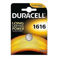 Pila litio 1616(blister 1ud) Duracell