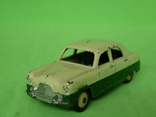 DINKY TOYS  1:43  FORD  ZEPHYR  -   162   -    IN  VERY GOOD CONDITION