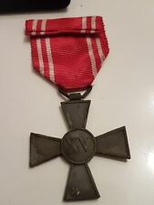 croce vigili del fuoco anni 30 fascismo