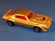 1979 Matchbox Superfast #16 Pontiac Firebird Trans Am, Gold,  EXCELLENT!