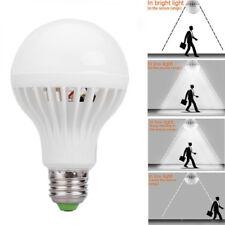 Bombilla LED con sensor Detector Light E27 Lámparas