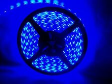 LED Strip Light 5m Seal Glue Ip68 Waterproof Smd5050 Blue for Fish Tank Pool