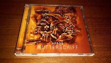 AFROB - Mutterschiff (CD 2016; One Shotta Records; Gentleman,Samy Deluxe,Xavier)